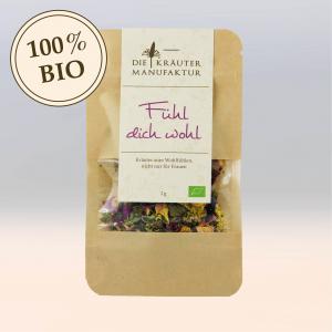 Teemischung - Fühl dich wohl (bio), Probierpäckchen