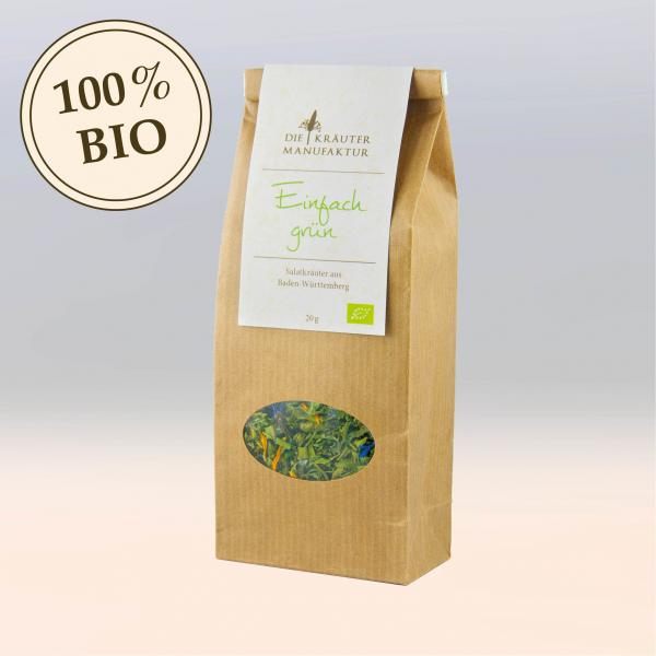 Kräutermischung (bio) - Einfach grün