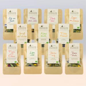 Sortiment Tee: Probierpäckchen, 11-teilig